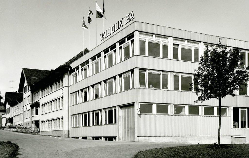 Valjoux ETA SA Manufacture Horlogère Suisse Factory in 1967