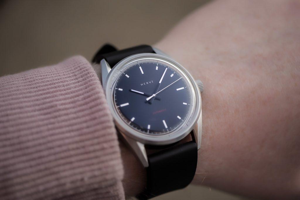 Herve Alvia Watch Review
