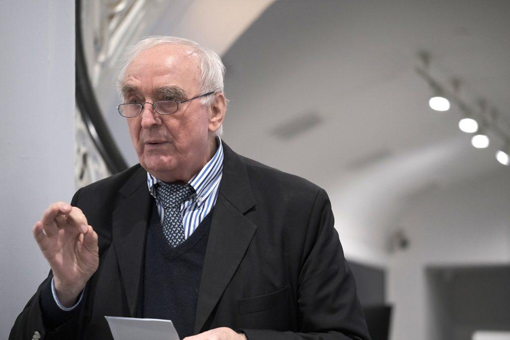 Longines President and CEO Walter Von Känel