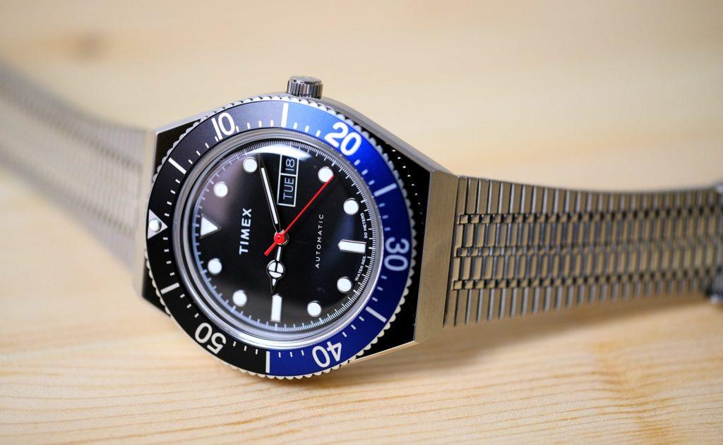 Timex M79 Batman Automatic Watch Review