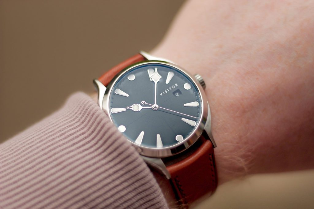 Visitor Watch Co Linden Review
