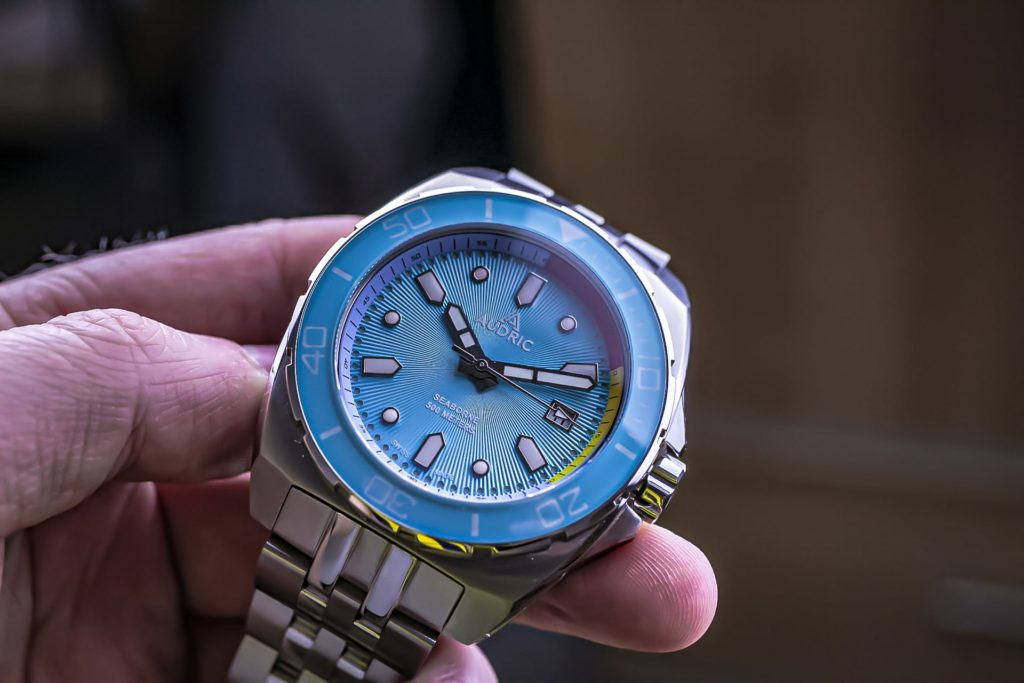 Audric SeaBorne 500m Tool Watch Review