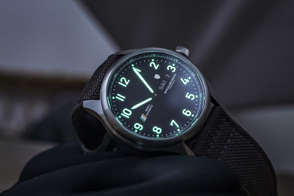 C3 Super-Luminova on BWC Mach 1 Civilian