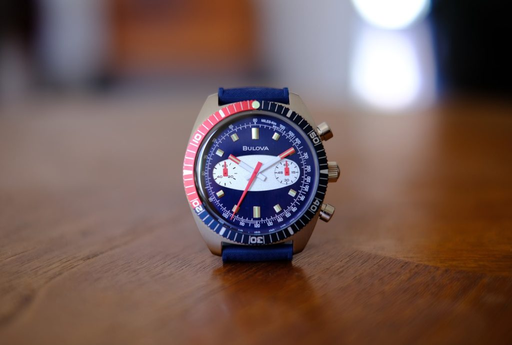 Bulova Chronograph A Surfboard Edition Watch Review
