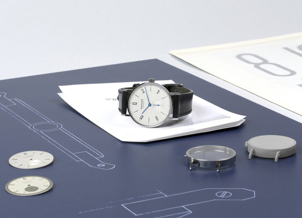 Nomos Tangente was a massive hit