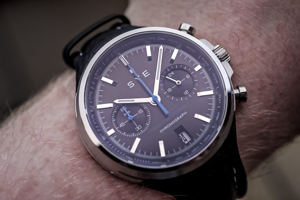 SYE Mot1on Chronograph Watch Review