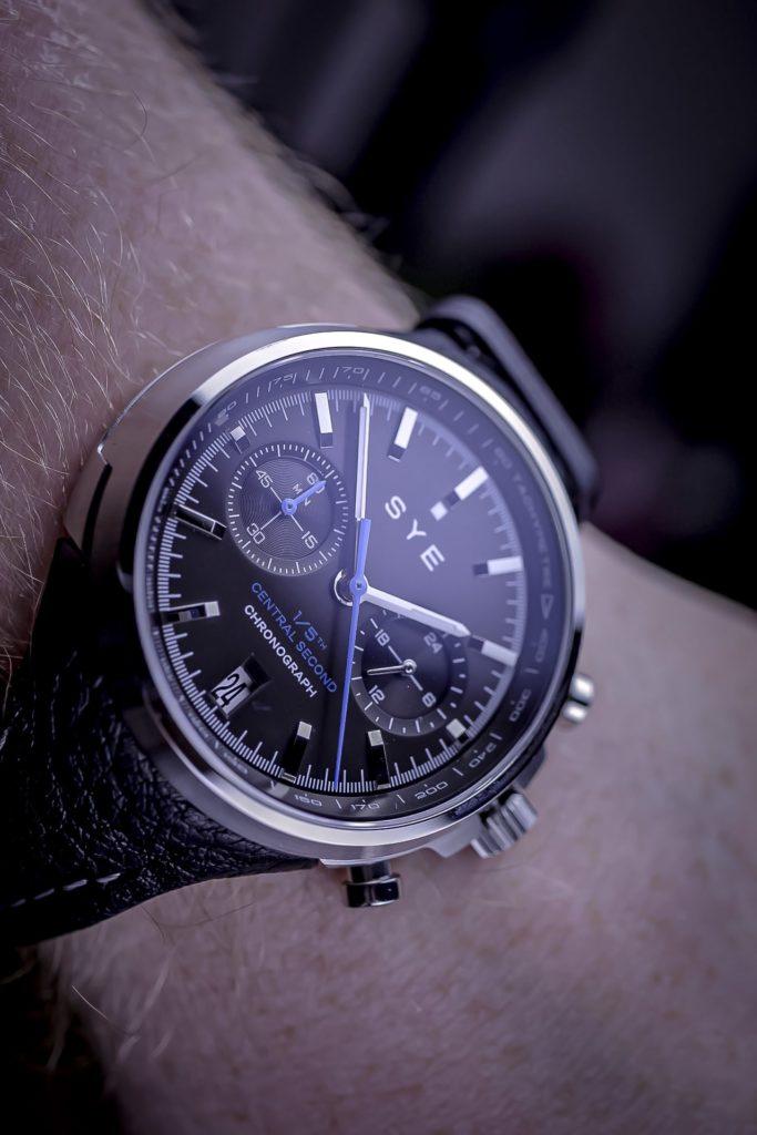 Watch wrist shot