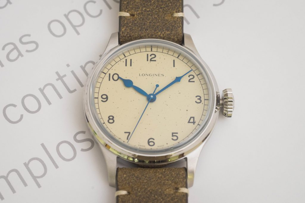Longines Heritage Military Watch Review