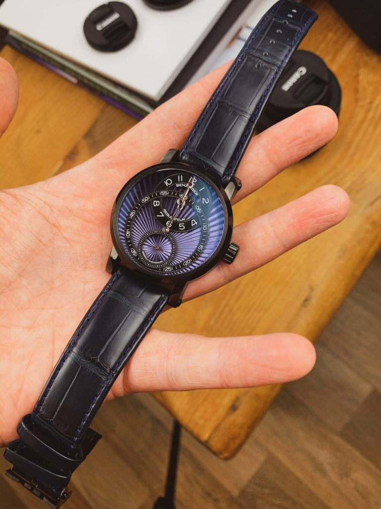 Strap and watch photo