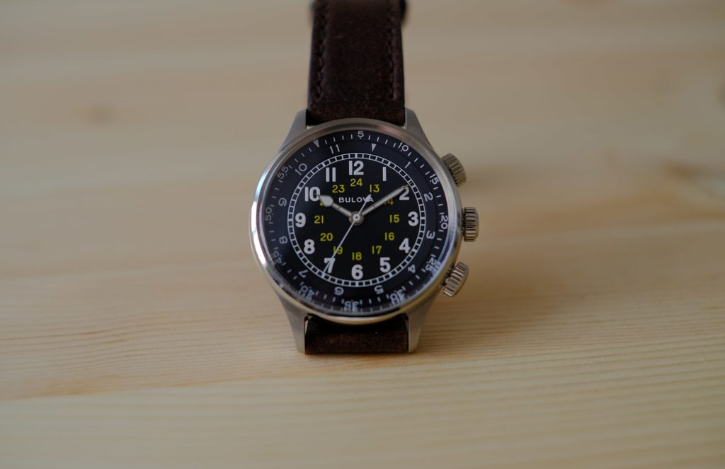 Bulova A-15 Pilot Watch Review