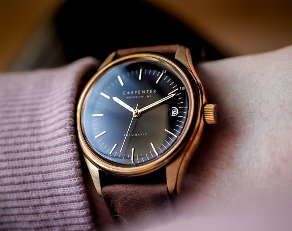 Carpenter Watches G4 Brooklyn Gent Watch Review