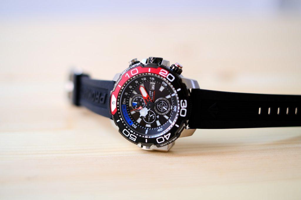 Citizen Promaster Aqualand BJ2167-03E Watch Review