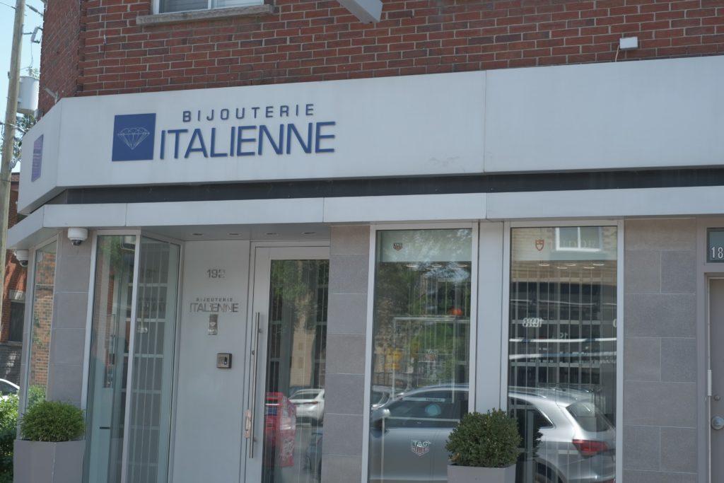 Bijouterie Italienne