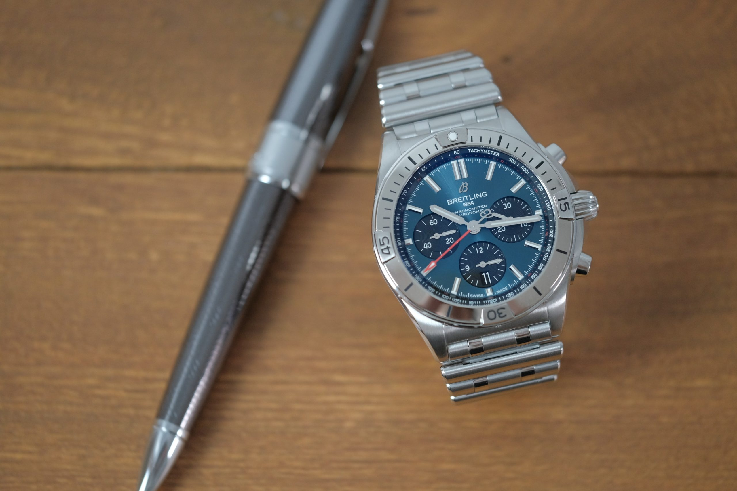 Breitling Chronomat B01 42 Watch Review - WatchReviewBlog