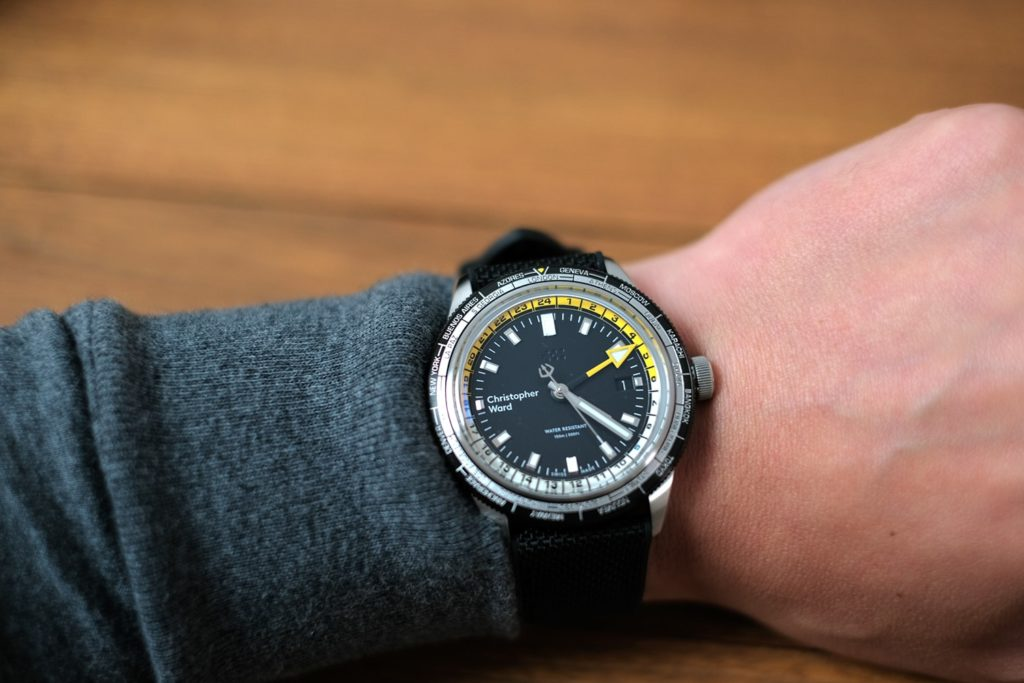 C65 Wrist shot