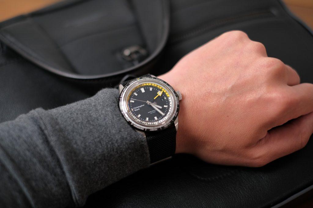 Christopher Ward C65 GMT Worldtimer Watch Review
