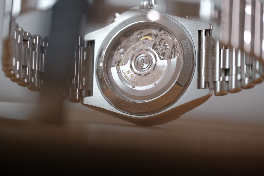Breitling 01 in-house movement