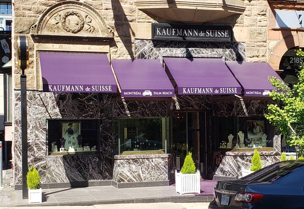 Kaufmann De Suisse Luxury Watch Shop