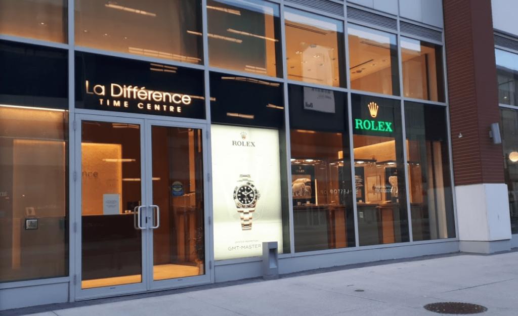 La Différence Time Centre