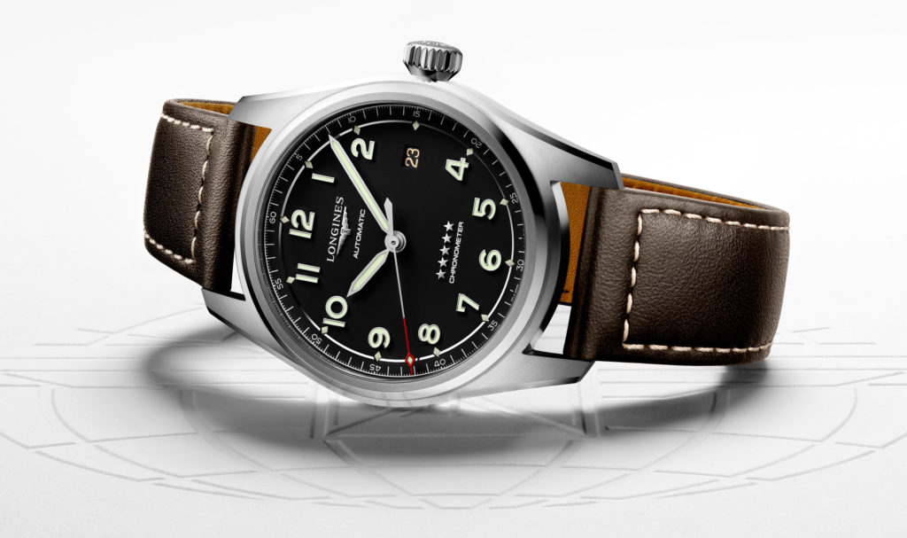 Longines Launches New Spirit Collection