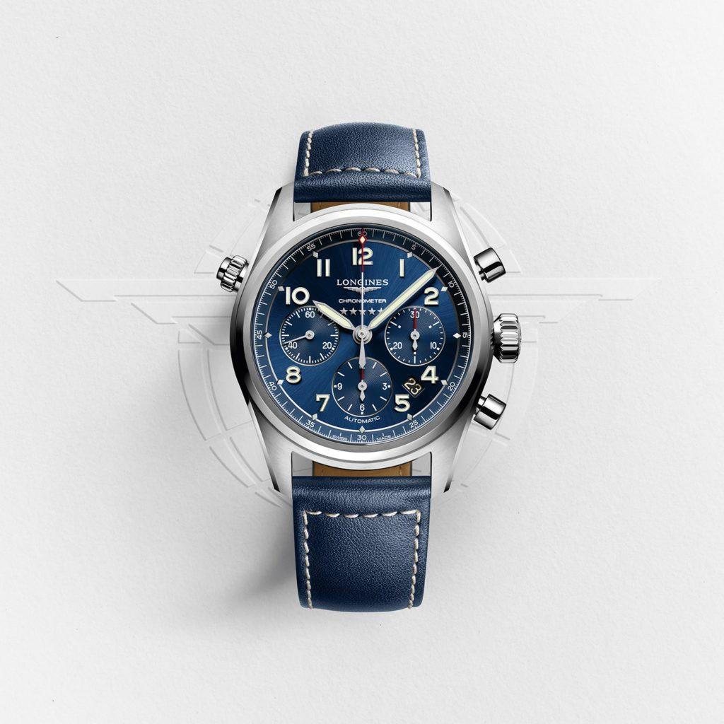 Spirit chronograph ref l3-820-4-93-0