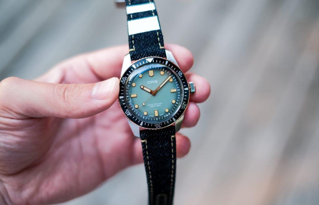 Oris X Momotaro Divers 65 Watch Review