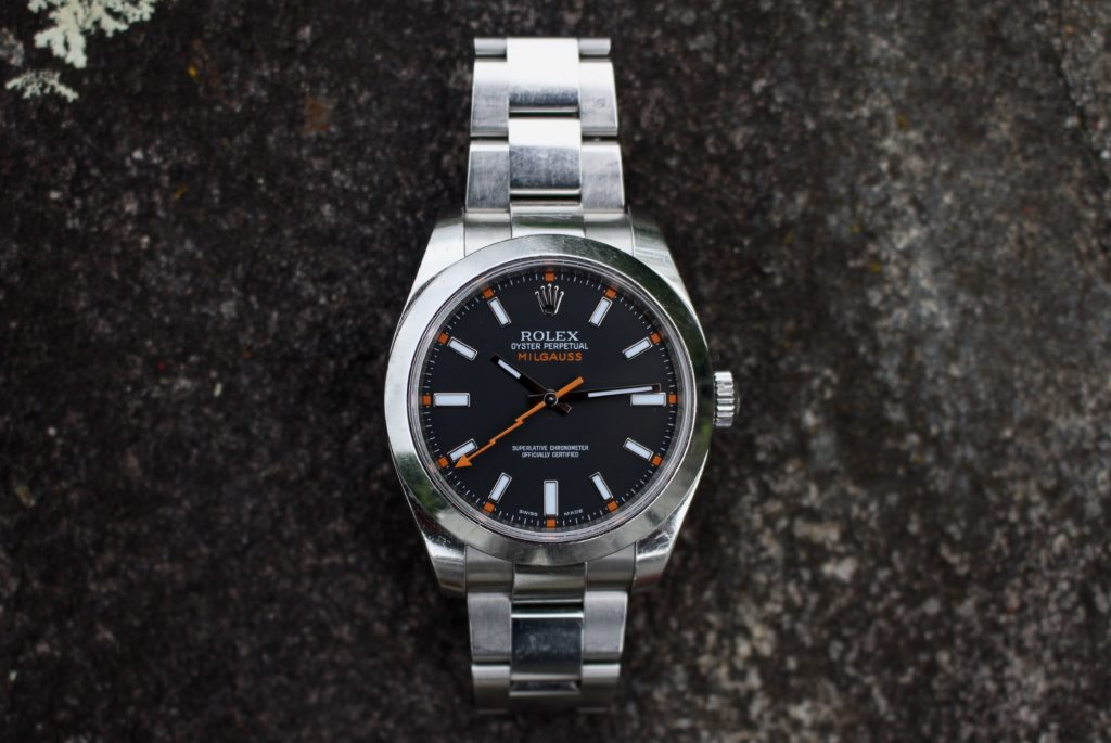 Rolex Milgauss 116400 Watch Review