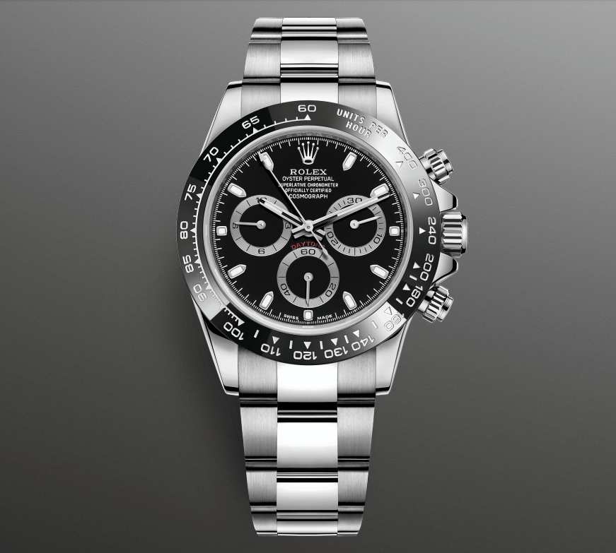 The Rolex Daytona 116500 has a massive waiting list