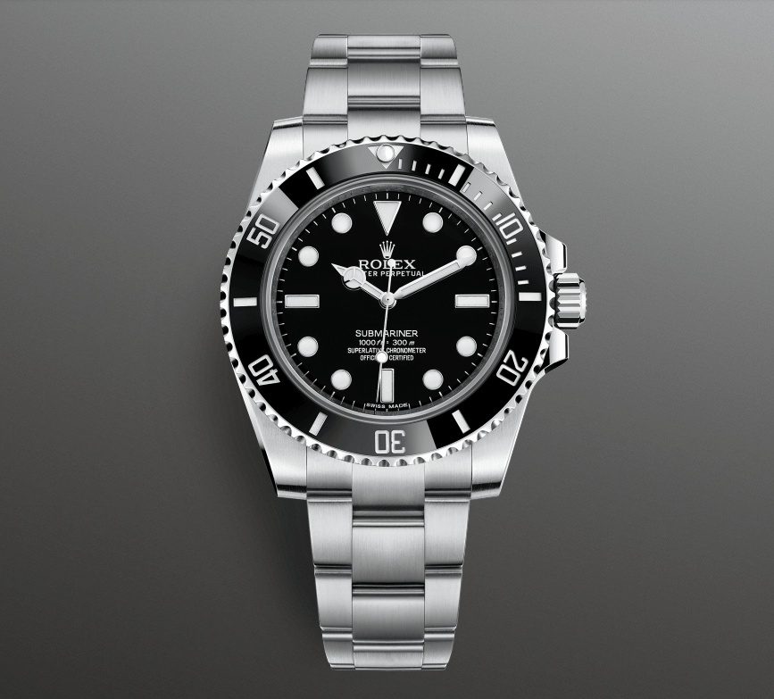 The Submariner 116500 Rolex Sports Model