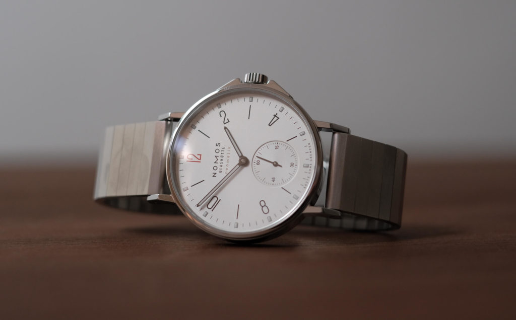 Nomos Ahoi Neomatik Doctors Without Borders Limited Edition Watch Review
