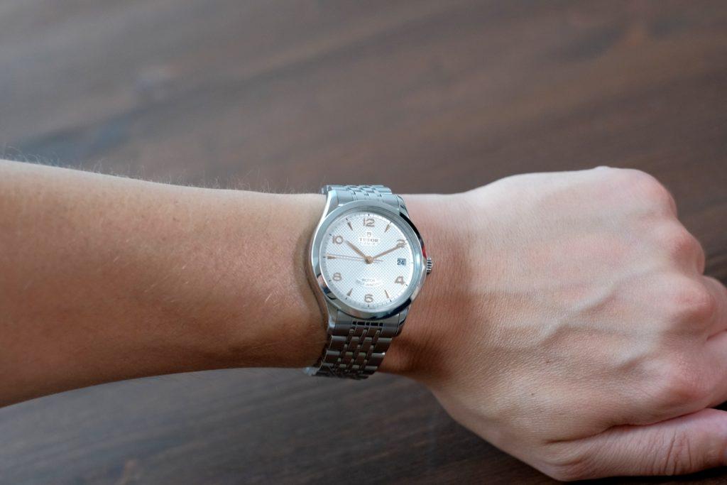 1926 on the wrist