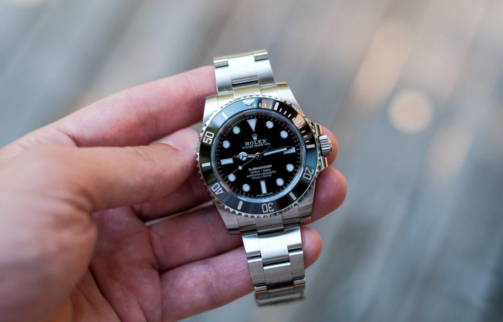 The Iconic Rolex Submariner 114060