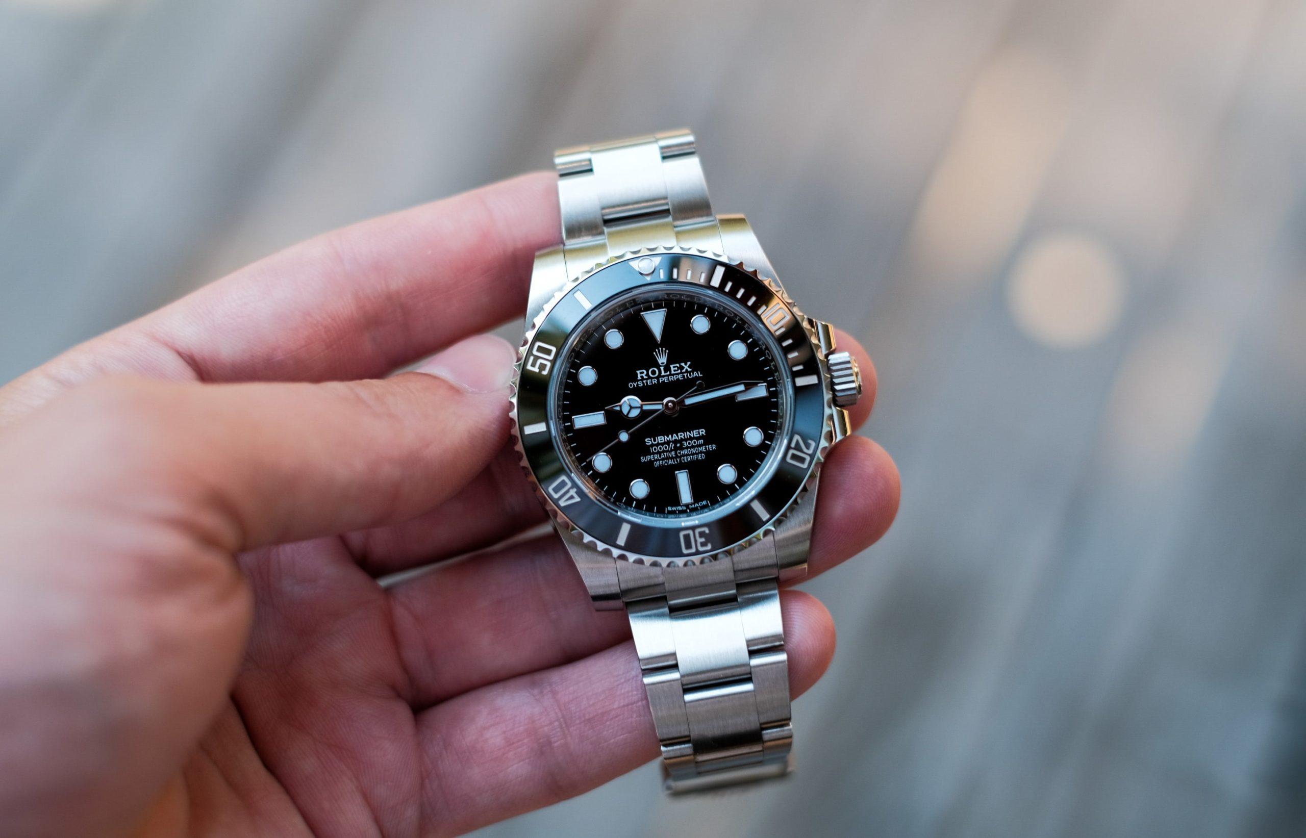 Rolex Submariner 114060 Watch Review