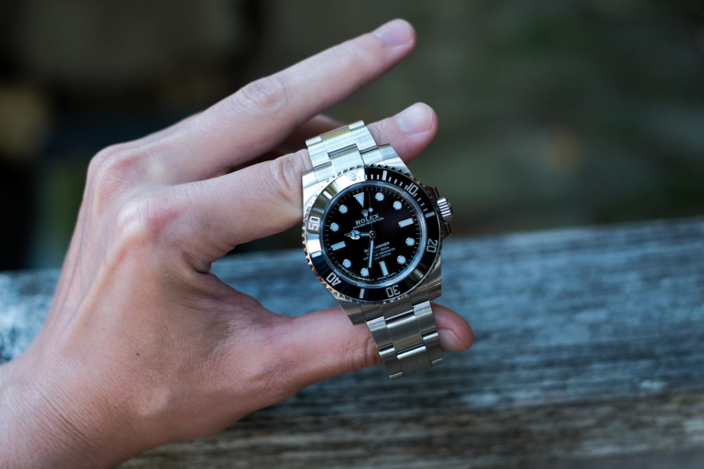 Appearance of the Submariner 114060