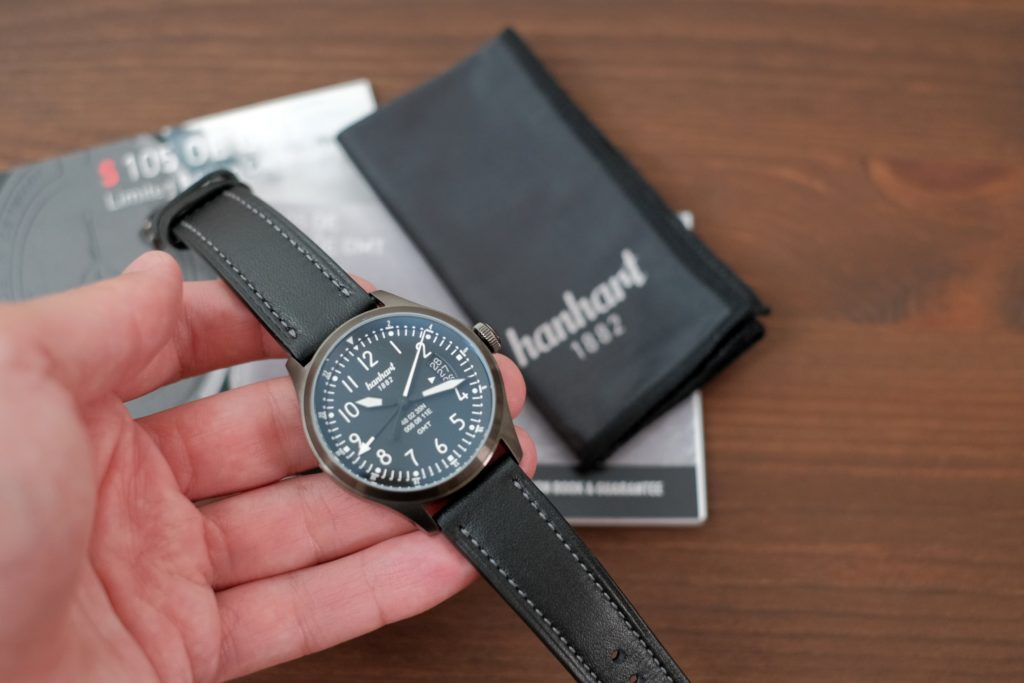 watch in-hand