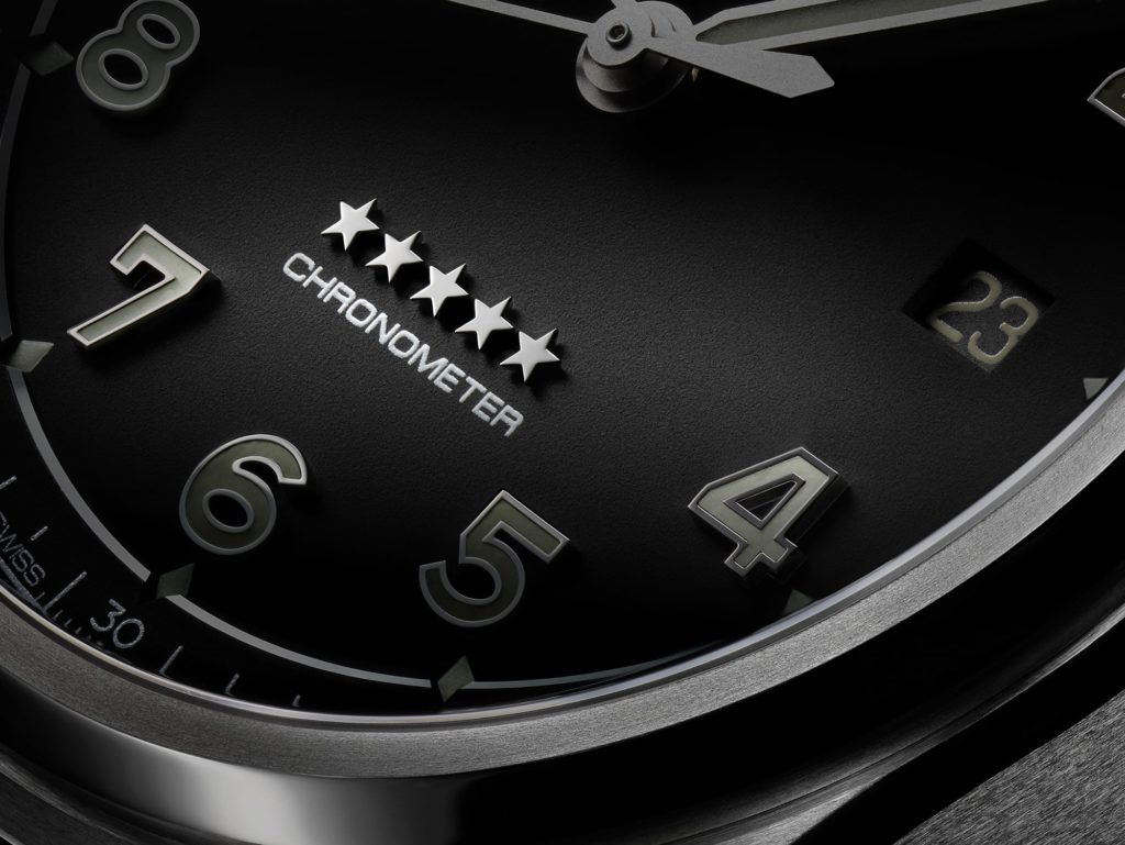 Longines Extends Warranty on All Watches With Antimagnetic Silicon Balance-Spring