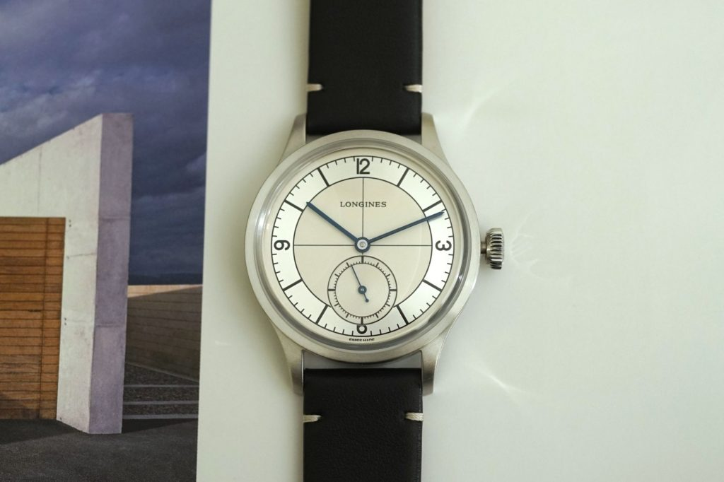 Longines Heritage Classic Sector Dial Watch Review