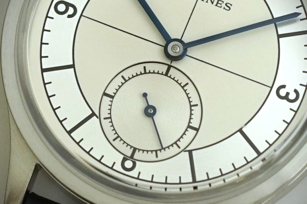 Longines Heritage Dial