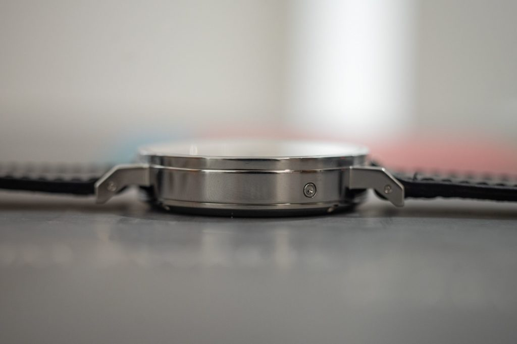 Strong watch case