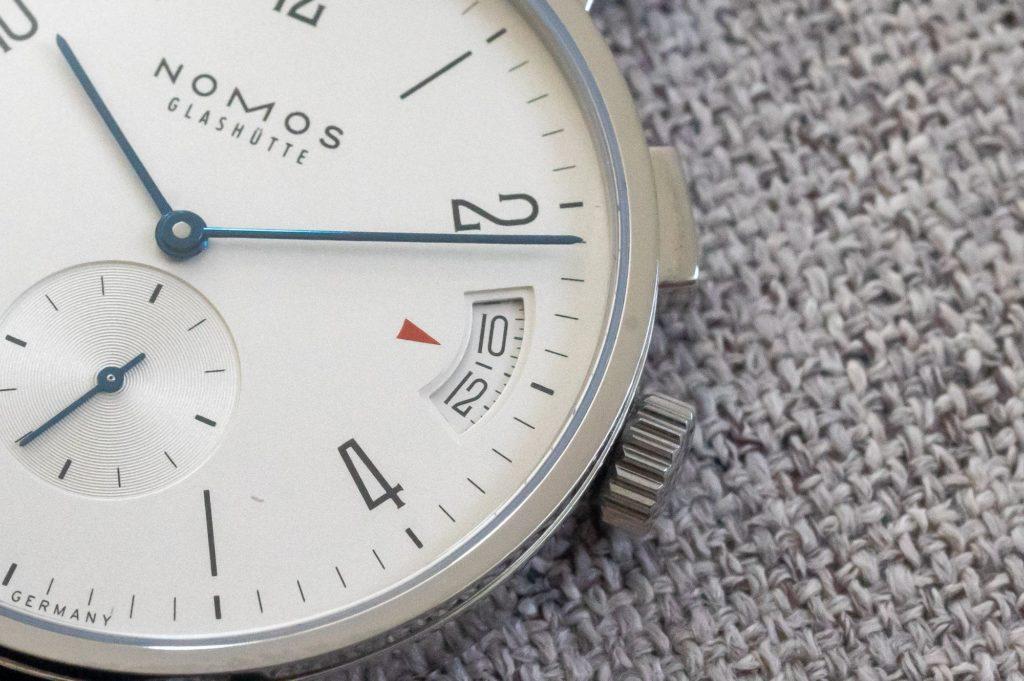 Tangomat GMT dial colour
