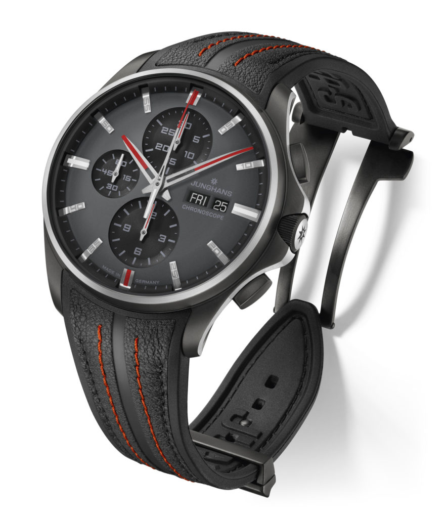 Meister S Chronoscope black edition