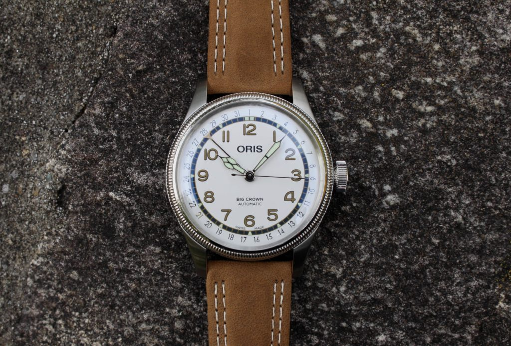 Oris Roberto Clemente Limited Edition and Big Crown Pointer Date Review
