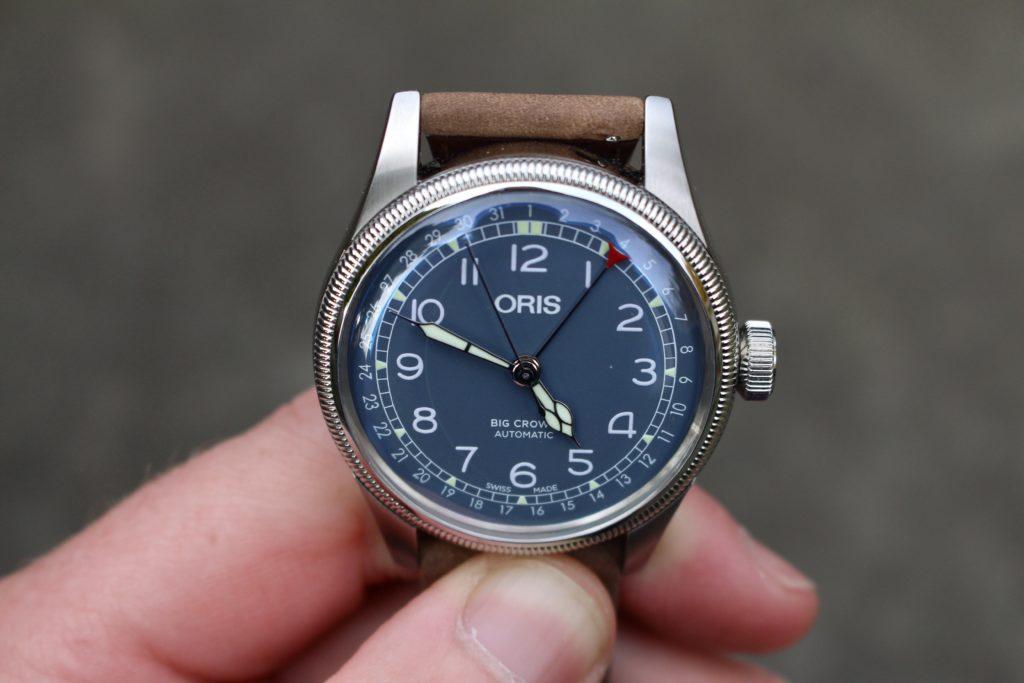 Oris Big Crown Blue Dial