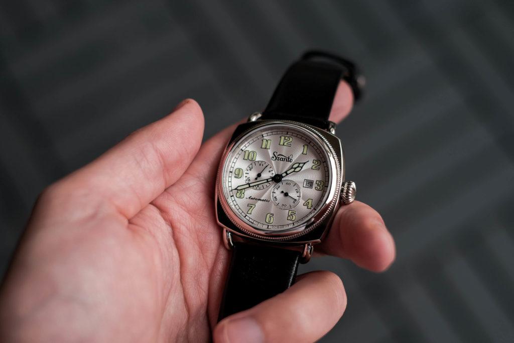 Photo of Szanto dial