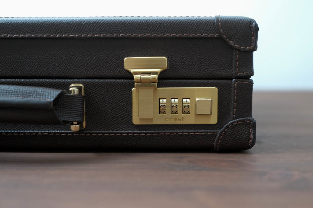 Combination locks of case