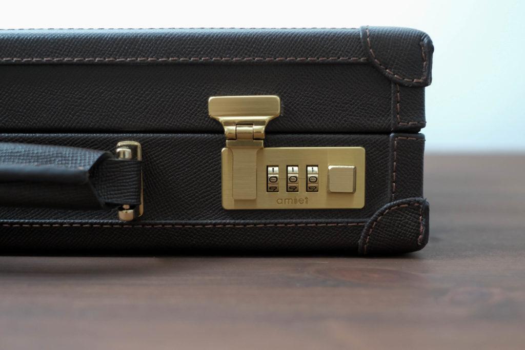 Combination locks of case