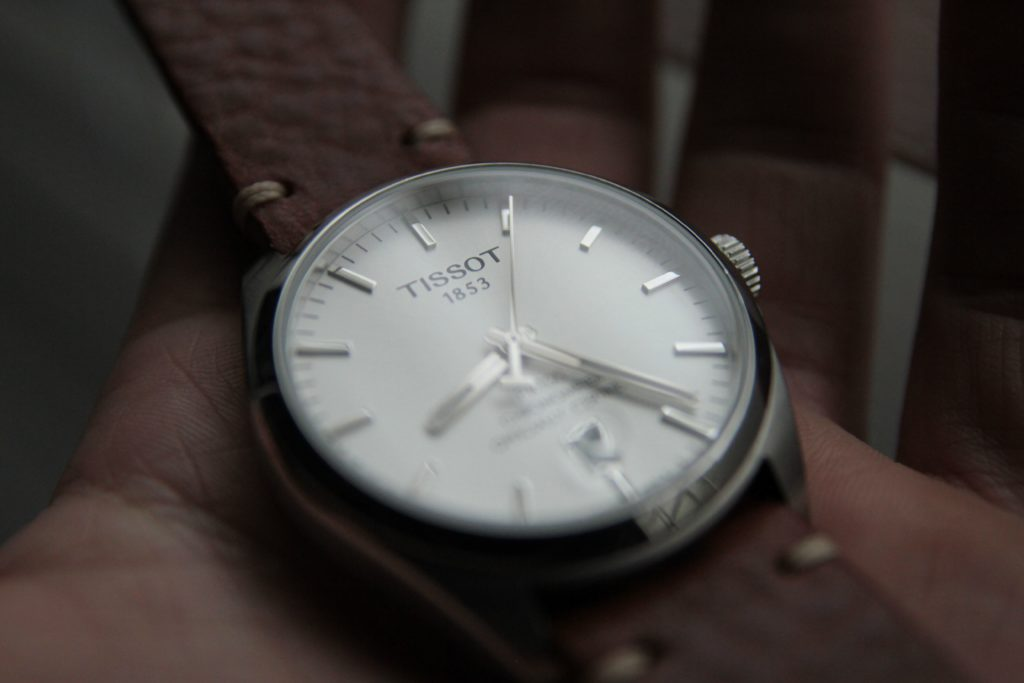 Tissot PR100 Automatic Chronometer Watch Review