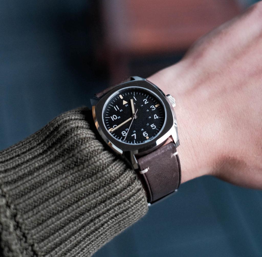 Terra on the wrist