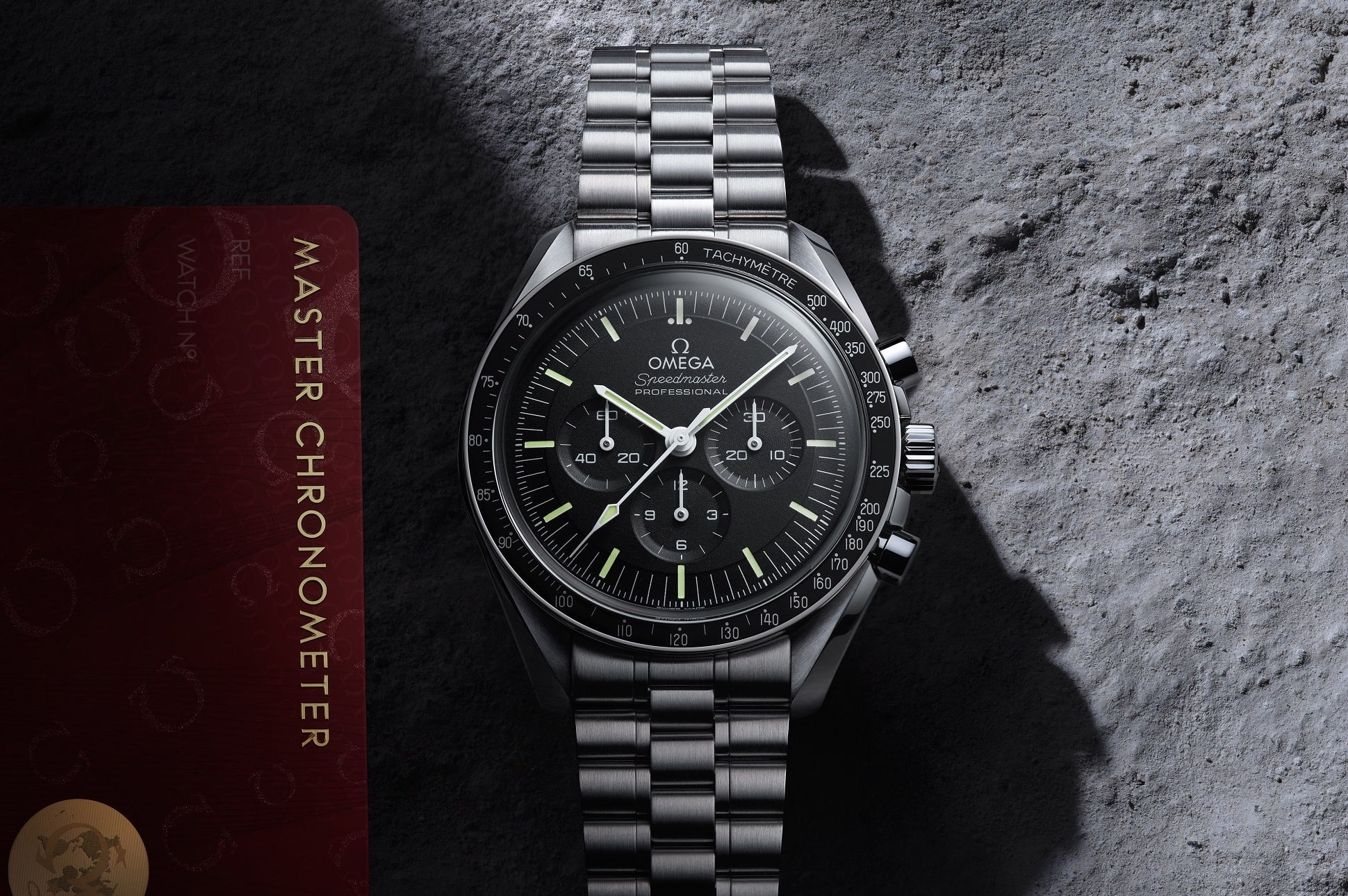 OMEGA's Latest Moonwatch Now Master Chronometer Certified
