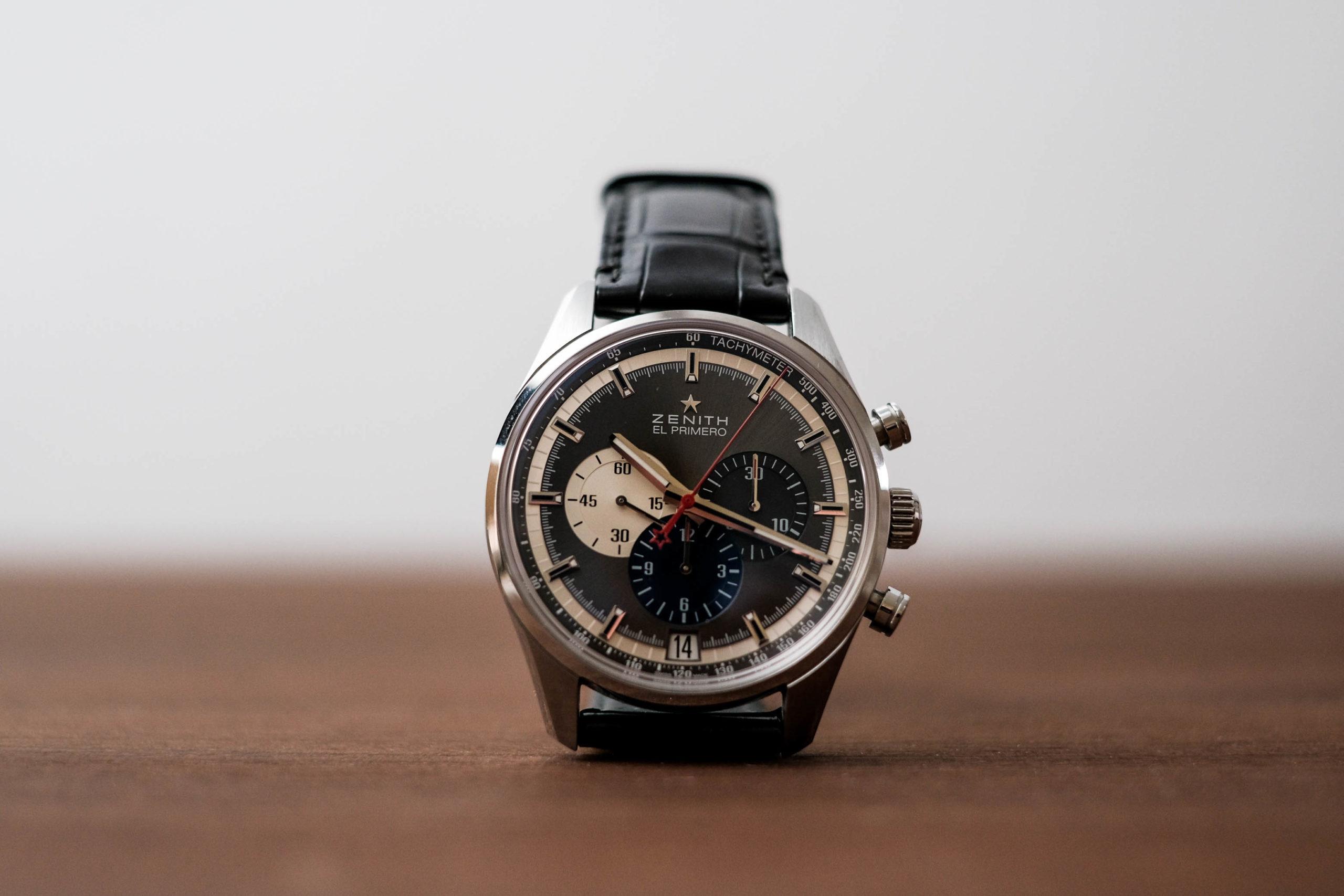 Zenith El Primero Chronomaster 42mm Watch Review